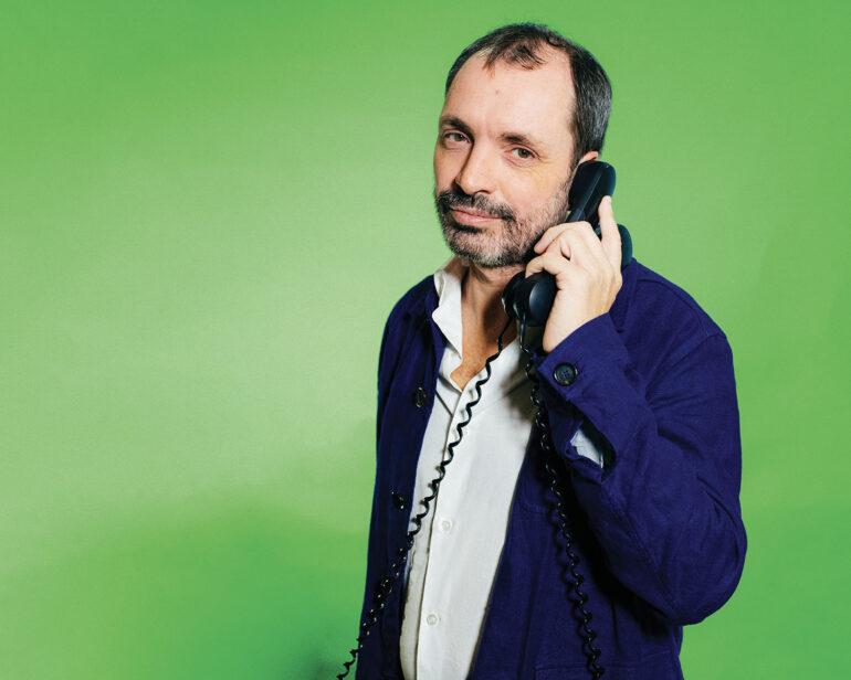 Arnaud frisch Technikart