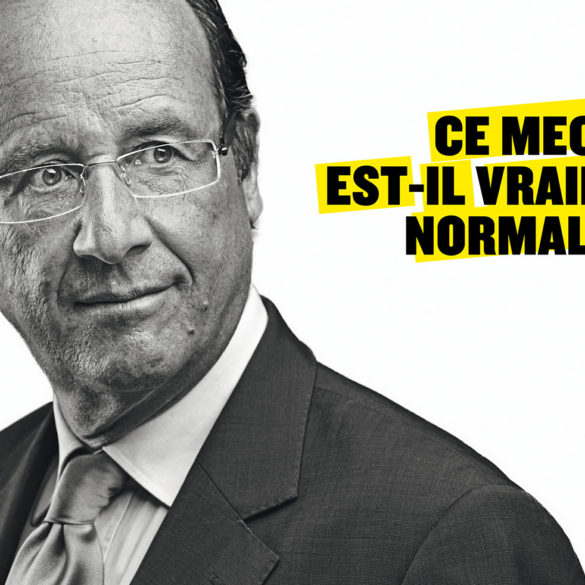 Francois hollande technikart