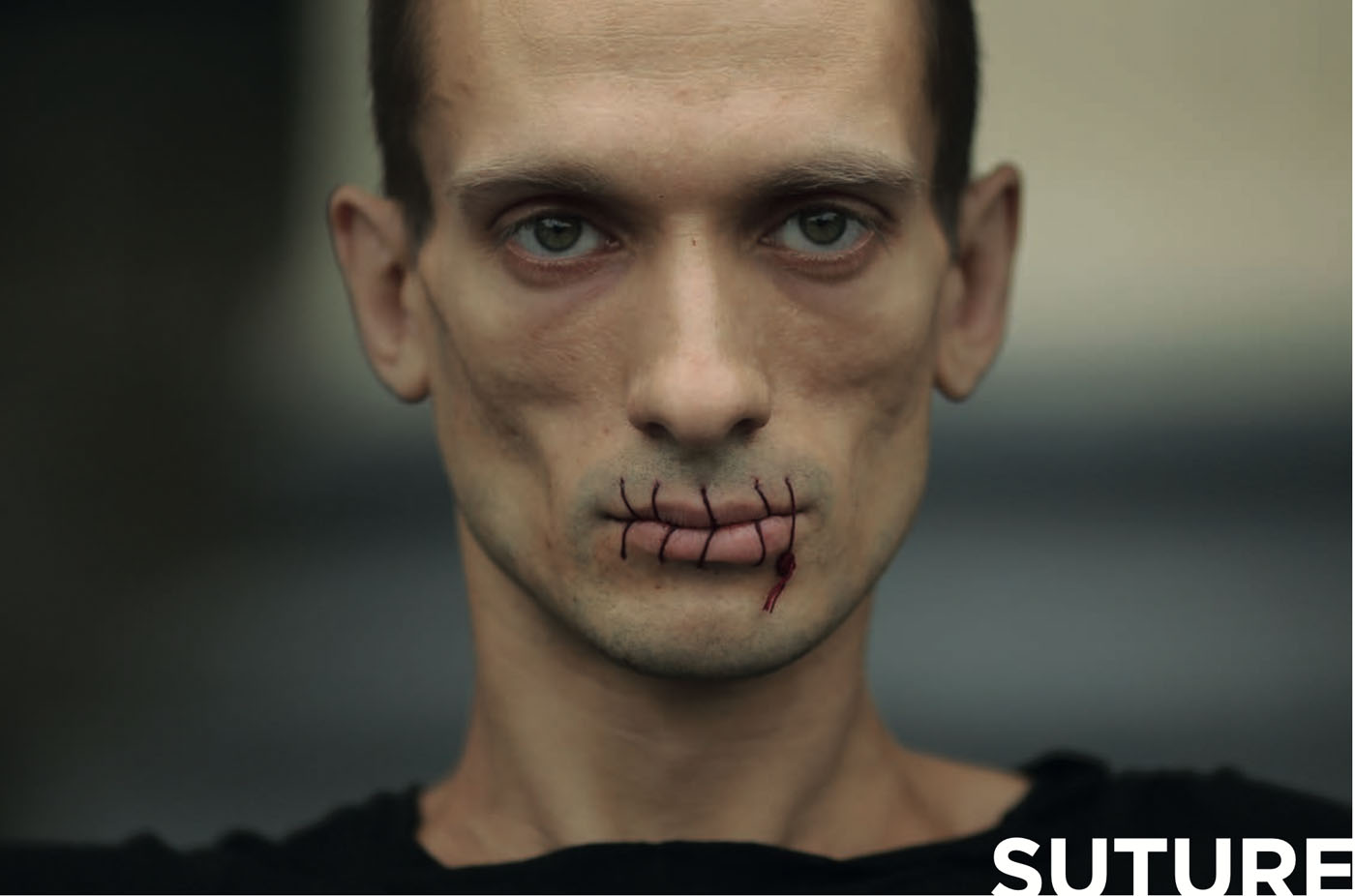 Piotr Pavlenski Suture Technikart