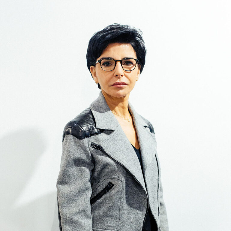 Rachida Dati Technikart