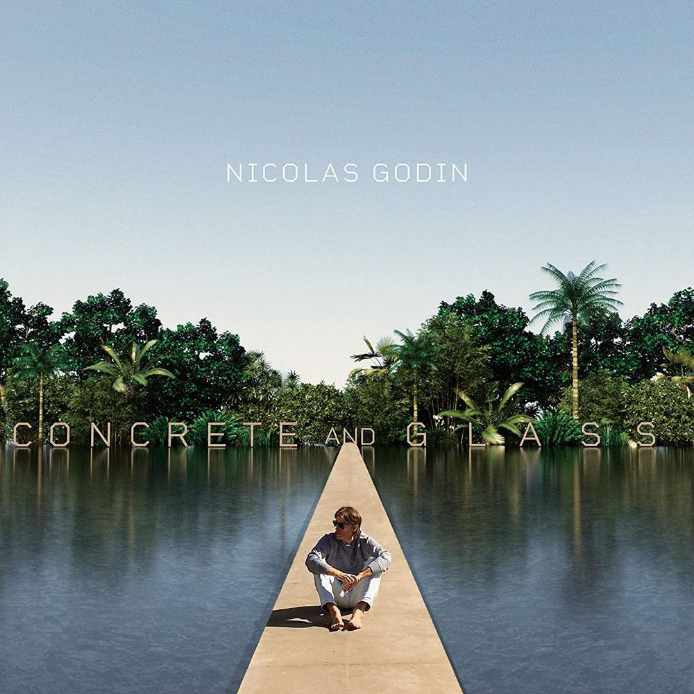 CONCRETE AND GLASS NICOLAS GODIN