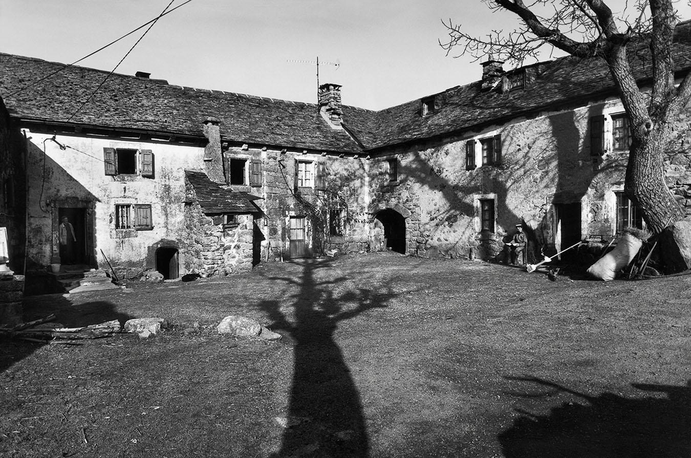 Raymond Depardon rural