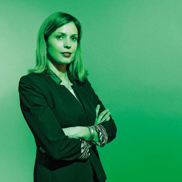 Caroline Janvier cannabis