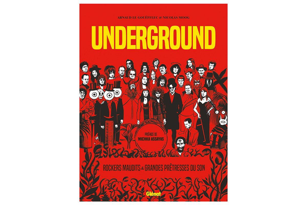 underground bd