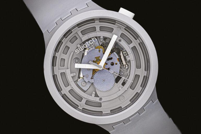 g-grey bioceramic swatch